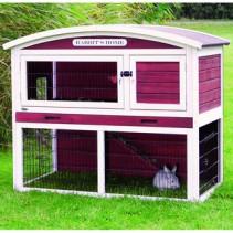 Trixie-Pet-Rabbit-Hutch-with-Attic-P16271218